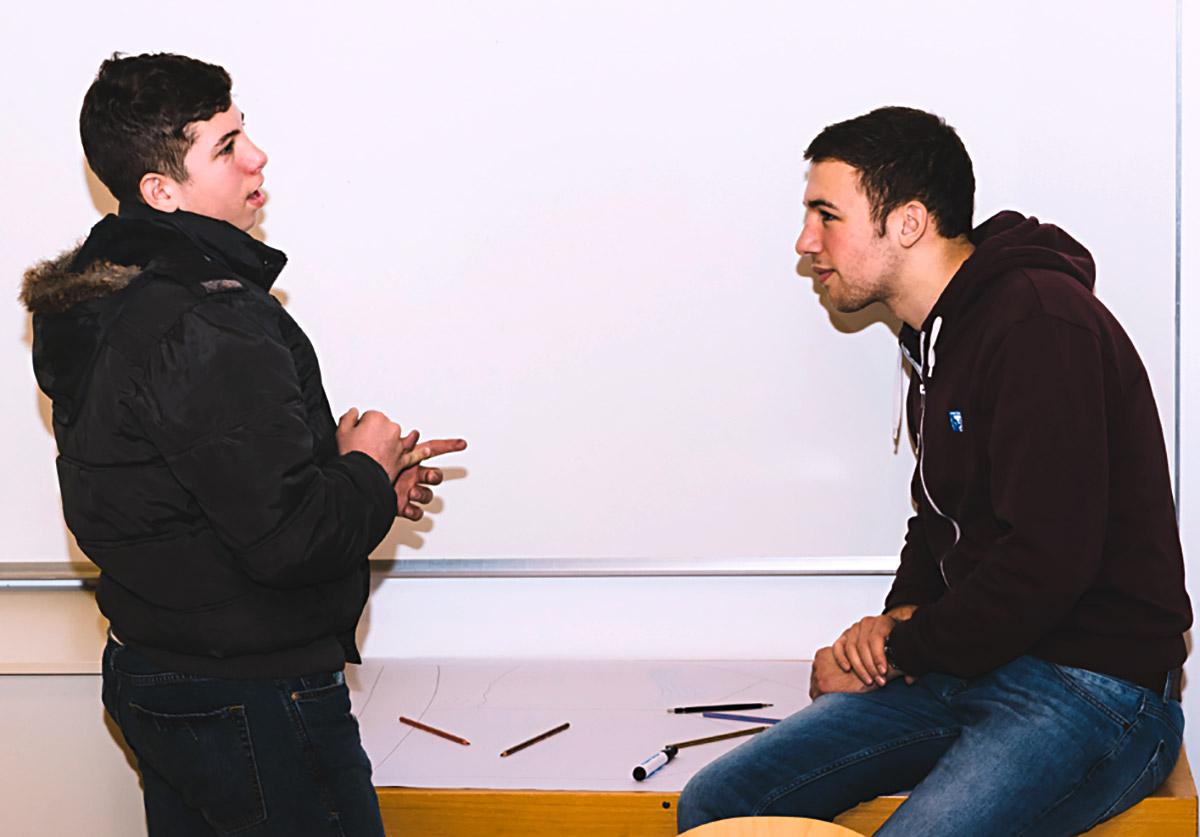 Studenten kennenlernen mainz
